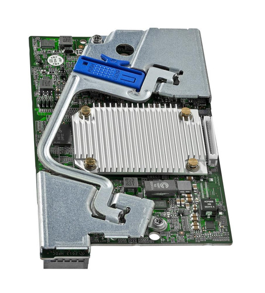 HPE 749680-B21 P244br 1GB Dual Port PCI Express -3.0 x8 SATA-6Gbps / SAS-12Gbps Flash Backed Write Cache Smart Array RAID Storage Controller