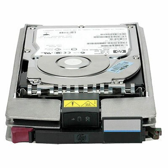 HPE 404396-002 300GB 15000RPM 3.5inch Large Form Factor Fibre Channel-4Gbps 40 Pins Internal Hard Drive for EVA 4/6/8000 (Grade A with Lifetime Warranty)