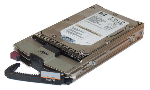 HPE 404670-014 300GB 15000RPM 3.5inch LFF Wide Ultra-320 SCSI 80-Pin Hard Drive for ProLiant Gen1 to Gen4 Servers (Refurbished with 90 Days Warranty)