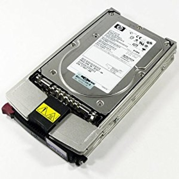 HPE AD535A 300GB 10000RPM 3.5inch Large Form Factor Fibre Channel-2Gbps 40Pin Hot-Swap Internal Hard Drive