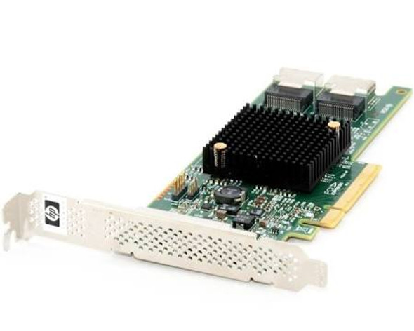 HPE H220 650933-B21 6Gbps SAS/SATA PCI Express 3.0 Host Bus Adapter for ProLiant Gen8 Gen9 Gen10 Servers (Refurbished - Grade A with 90 Days Warranty)