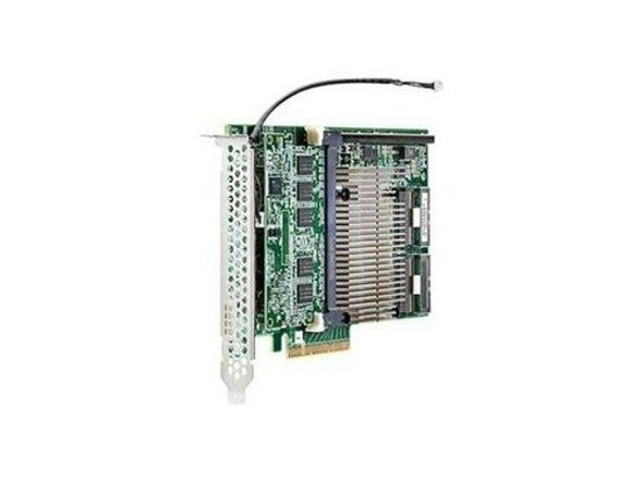HPE 766205-B21 P840 4GB 16 Channel PCI Express -3.0 x8 SATA-6Gbps / SAS-12Gbps Smart Array Flash Backed Write Cache RAID Storage Controller for Gen9 ProLiant Server