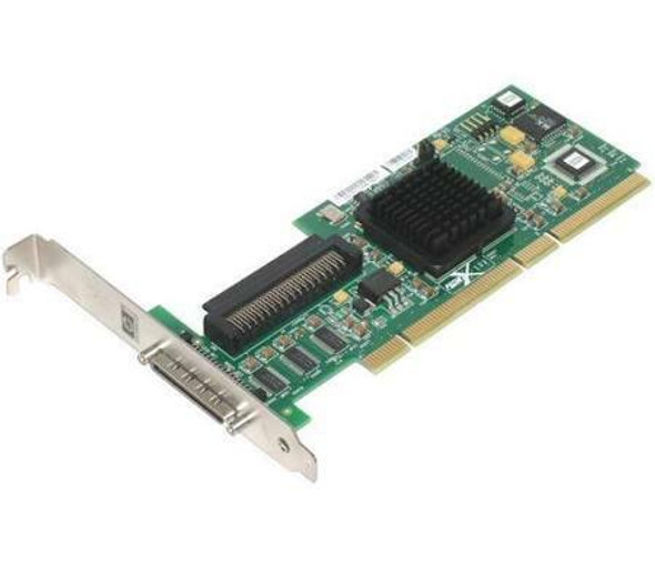 HPE 403051-001 PCIx Single Channel 64Bit 133MHz Ultra320 SCSI G2 Host Bus Adapter for ProLiant Servers (New Bulk Pack 1 Year Warranty)