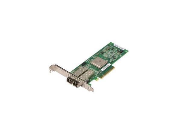 HPE AJ764B 82Q 8Gb Dual Port PCI-Express X4 Fibre Channel Host Bus Adapter for Storageworks