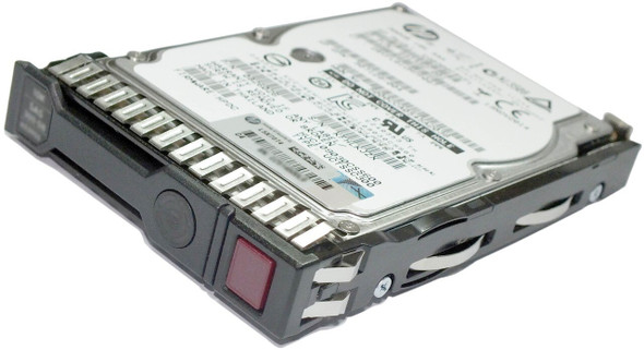HPE 641552-001-SC 300GB 10000RPM 2.5inch SFF Dual Port SAS-6Gbps Smart Carrier Enterprise Hard Drive for ProLiant Gen8 Gen9 Gen10 Servers (Refurbished with Lifetime Warranty)