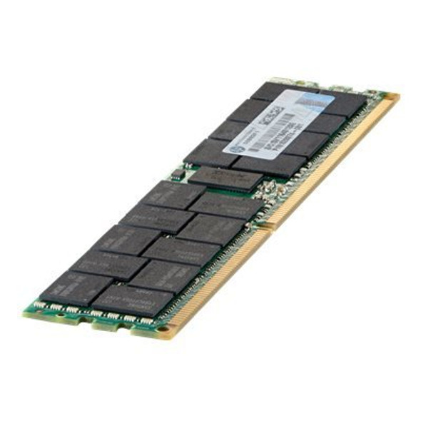 HPE 752373-091 64GB Quad Rank x4 DDR4 2133MHz CL15 ECC Registered PC4-17000 LRDIMM 288-Pin DDR4 SDRAM SmartMemory for ProLiant Gen9 Servers (New Bulk with 1 Year Warranty)