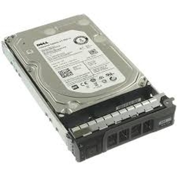 Dell 400-AGEE 6TB 7200RPM 3.5inch LFF SAS-6Gbps Hot-Swap Hard Drive for PowerEdge Servers and PowerVault Storage Arrays (New Bulk with 1 Year Warranty)