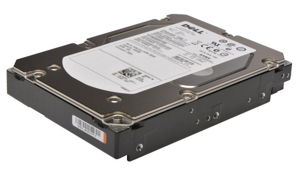 Dell 462-6788 600GB 15000RPM 2.5inch SFF SAS-6Gbps Hot-Swap Internal Hard Drive for PowerEdge and PowerVault Servers (New Bulk Pack with 1 Year Warranty)