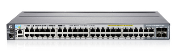 HPE Aruba Procurve J9729A#ABA 2920AL 48G PoE+ Gigabit Ethernet Stackable Rack Mountable Layer3 Managed Switch (Grade A with 90 Days Warranty)