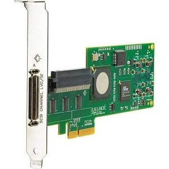 HPE 416154-001 Single Port Ultra-320 SCSI PCI-Express Host Bus Adapter