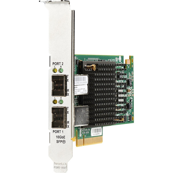 HP 518001-001 10GB PCIe Dual Port HBA
