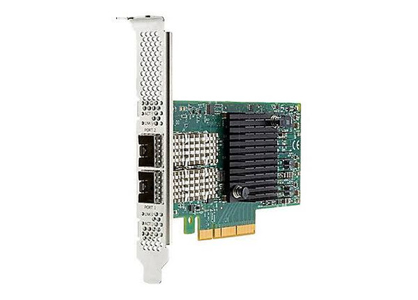 HPE 640SFP28 840140-001 25GbE PCIe 3.0 Dual Port Network Adapter for ProLiant DL Series and Apollo Servers Gen9 Gen10 (Brand New with 3 Years Warranty)