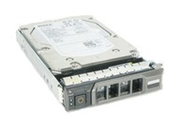 Dell 12GYY 4TB 7200RPM 3.5inch Large Form Factor (LFF) 64MB Buffer SAS-6Gbps Hot-Swap Hard Drive for Poweredge and Powervault Servers