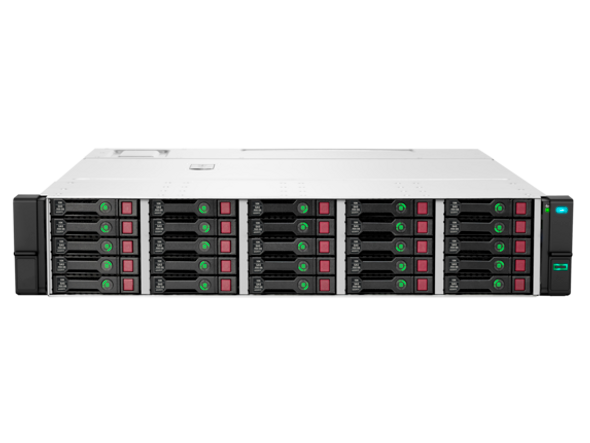 HPE Q1J10A D3710 25-Bay 2.5inch SFF SAS-12Gbps / SATA-6Gbps Disk Enclosure for ProLaint Gen10 Servers and BladeSystems (Brand New with 3 Years Warranty)