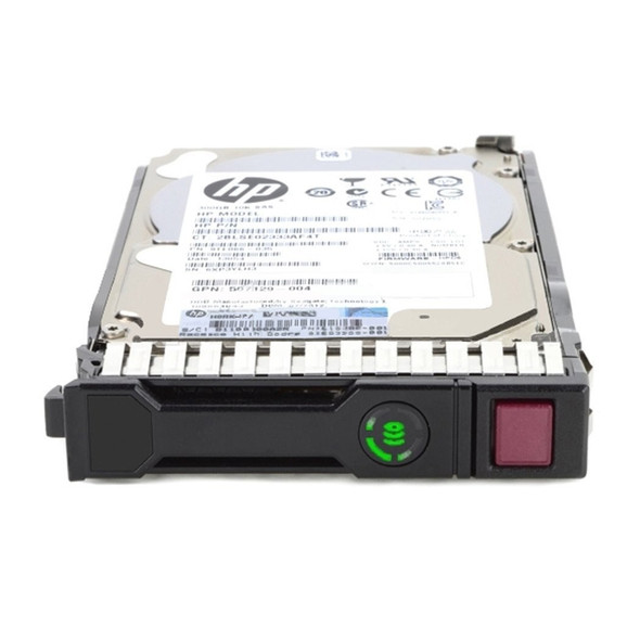 HPE 870797-001 600GB 15000RPM 2.5inch SFF Digitally Signed Firmware 512e SAS-12Gbps SC Enterprise Hard Drive for ProLiant Gen9 Gen10 Servers (Brand New with 3 Years Warranty)