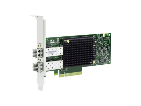 HPE StoreFabric Q0L14A SN1200E 16Gbps Dual Port Low Profile PCI Express Fibre Channel Host Bus Adapter (Brand New with 3 Years Warranty)