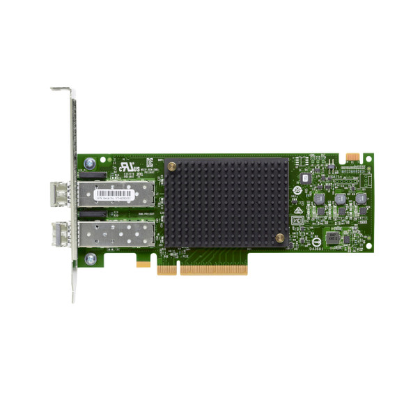 HPE StoreFabric 870002-001 SN1200E 16Gbps Dual Port Low Profile PCI Express Fibre Channel Host Bus Adapter (Brand New with 3 Years Warranty)