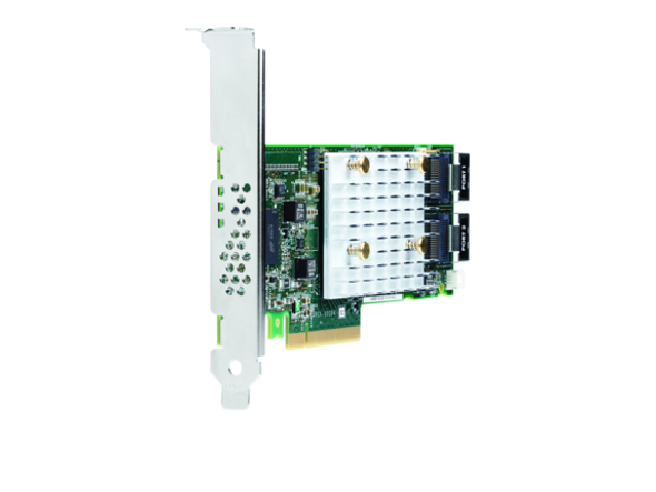 HPE 830824-B21 Smart Array P408i-p SR Gen10 (8 Internal Lanes / 2GB Cache) SAS-12Gps PCIe Plug-in Controller for ProLiant Gen10 Servers (Brand New with 3 Years Warranty)