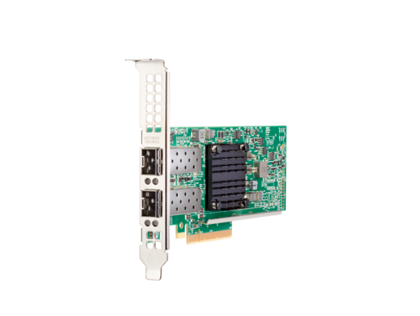 HPE 817718-B21 10Gbps Ethernet or 25Gbps Ethernet Dual Port 631SFP28 Network Adapter for ProLiant Gen10 Servers (Brand New with 3 Years Warranty)