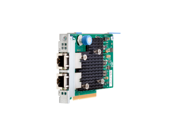HPE 817745-B21 Ethernet 10Gb Dual Port 562FLR-T PCI Express 3.0 x4 Network Adapter for Apollo and ProLaint Gen10 Servers (Brand New with 3 Years Warranty)