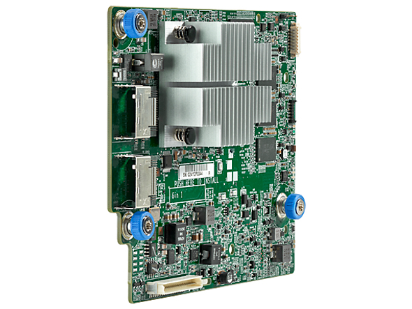 HPE 726736-B21 Smart Array P440ar/2GB FBWC (flash back write cache) 12Gbps Dual-Port Int SAS Controller for ProLiant Gen9 Servers (New Bulk with 1 Year Warranty)