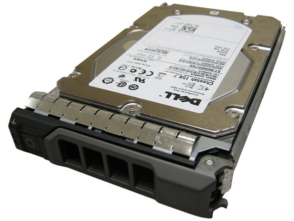 Dell J762N 600GB 15000RPM 3.5inch Large form factor(LFF) 16MB Buffer SAS-6Gbps Hot-Swap Internal Hard Drive for PowerEdge and PowerVault Servers