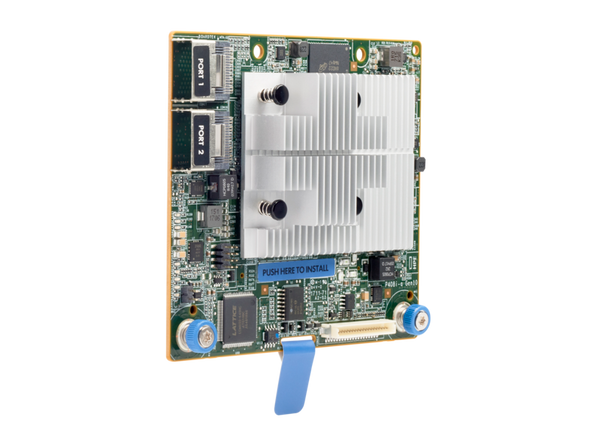 HPE 836260-001 Smart Array P408i-a SR Gen10 PCI Express 3.0 x8 (8 Internal Lanes/2GB Cache) SAS-12Gbps Modular Controller (New Bulk with 1 Year Warranty)