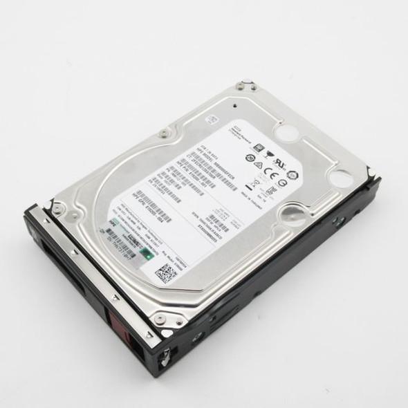 HPE Helium 857653-002 10TB 7200RPM 3.5inch LFF Digitally Signed Firmware SATA-6Gbps LPC Midline Hard Drive for Apollo Gen9 ProLiant Gen10 Servers (New Bulk with 1 Year Warranty)
