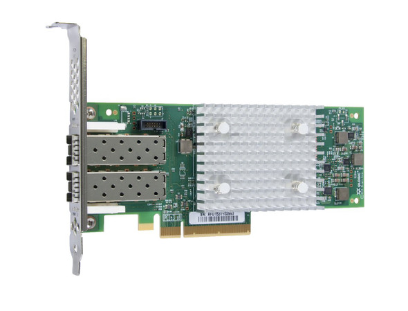 HPE StoreFabric P9D94A SN1100Q 16Gbps Dual Port Low Profile PCI Express 3.0 Fibre Channel Host Bus Adapter (Brand New with 3 Years Warranty)