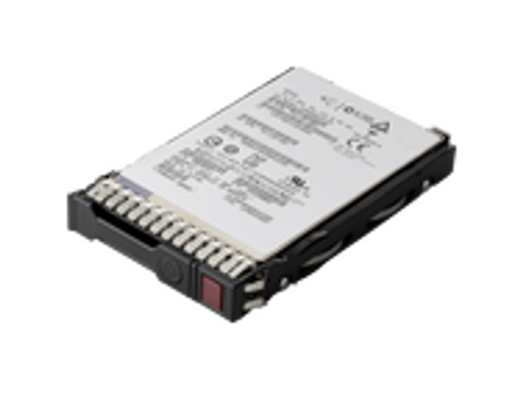 HPE MO000960JWFWT-SC 960GB 2.5inch SFF MLC Read Intensive Digitally Signed Firmware SAS-12Gbps SC Solid State Drive for ProLaint Gen9 Gen10 Servers (3 YR)