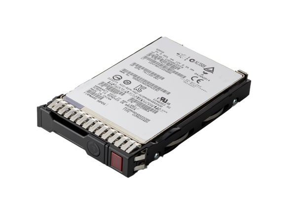 HPE 868650-003-SC 1.6TB 2.5inch Small Form Factor Mixed Use Digitally Signed Firmware SAS-12Gbps SmartDrive Carrier Hot-Swap Solid State Drive for ProLaint Gen9 Gen10 Servers