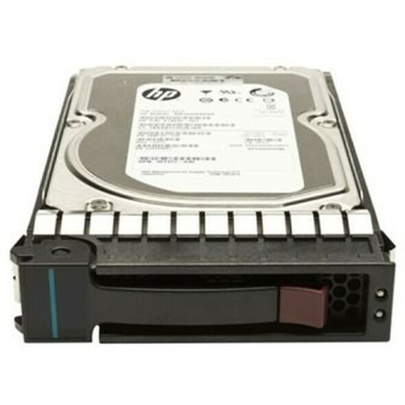 HPE 797090-003 600GB 15000RPM 3.5inch Large Form Factor SAS-12Gbps Hot-Swap Enterprise Hard Drive for Modular Smart Array 1040/2040 SAN Storage Array (Brand New with 3 Years Warranty)
