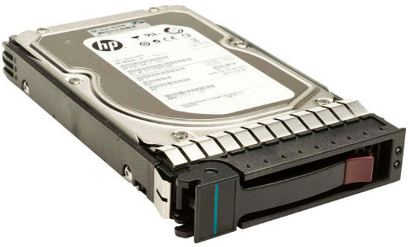 HPE 826550-001 4TB 7200RPM 3.5inch LFF Dual Port SAS-12Gbps Midline Hard Drive for ProLiant Generation2 to Generation7 Servers (Grade A - Clean with Lifetime Warranty)