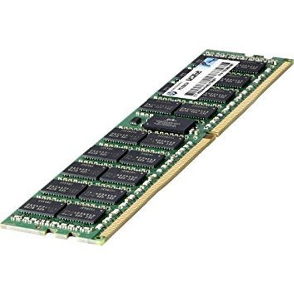 HPE 805351-B21 32GB Dual Rank x4 DDR4 2400MHz CL17 ECC Registered 288-Pin PC4-19200 SDRAM SmartMemory Kit for ProLiant Gen9 Servers (New Bulk with 1 Year Warranty)