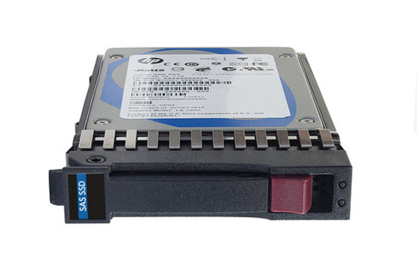 HPE MO000800JWDKV 800GB 2.5inch SFF SAS-12Gbps Mixed Use Solid State Drive for Modular Smart Array 1040/2040 SAN Storage (Brand New with 3 Years Warranty)