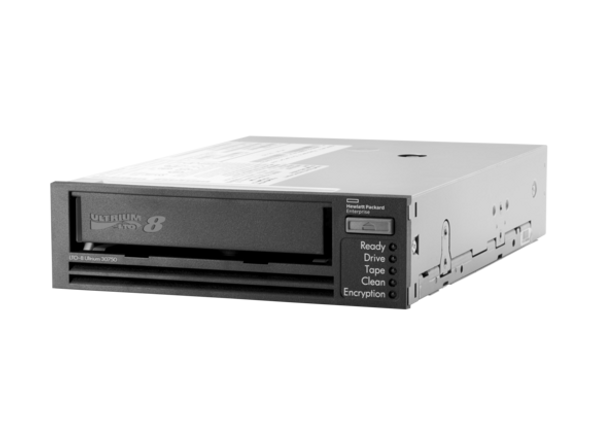 HPE BC022A LTO-8 Ultrium 30750 12TB/30TB 300MBps 29pin SAS-6Gbps Internal Tape Drive (Brand New with 1 Year Warranty)
