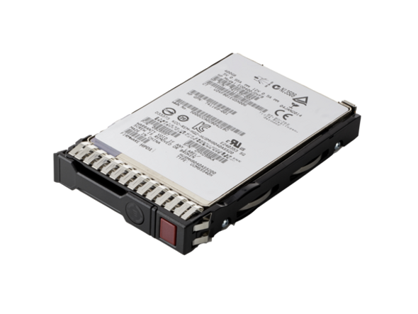 """HPE 804631-B21 1.6TB 2.5inch SFF Digitally Signed Firmware PLP SATA-6Gbps SC Mixed Use Solid State Drive for ProLiant Gen9 Gen10 Servers (New Bulk """"0"""" Hour with 1 Year Warranty)"""