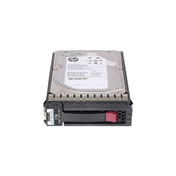 HPE 602119-001 2TB 7200RPM 3.5inch LFF Dual Port SAS-6Gbps Midline Hard Drive for EVA P6000 Series Storage (Brand New with 3 Years Warranty)