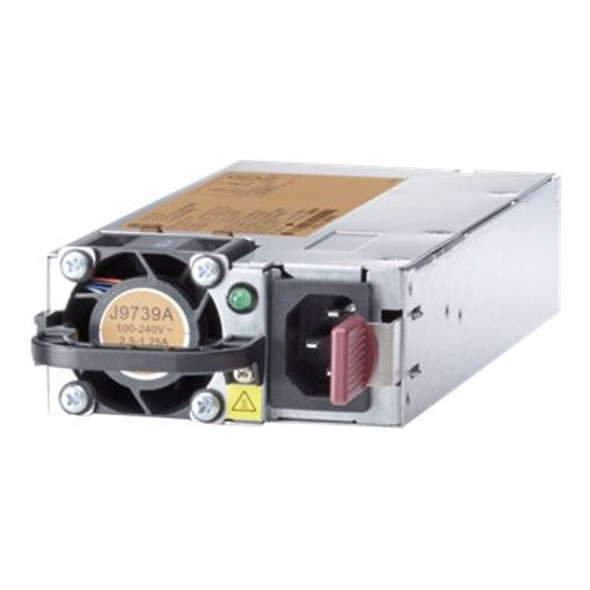 HPE J9739A X331 165Watt 100-240Volt AC to 12Volt DC Modular Power Supply for non-Power over Ethernet (PoE) Capable Switches (Brand New with 3 Years Warranty)