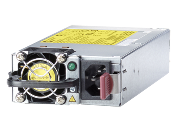 HPE J9738-61001 X332 575Watt 100-240Volt AC to 54Volt DC Modular Power Supply for Power over Ethernet Plus (PoE+) Capable Switches (Brand New with 3 Years Warranty)