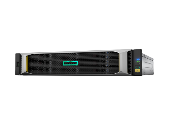 HPE Q2R18A Modular Smart Array 1050 8Gb Fibre Channel Dual Controller Large Form Factor SAN Storage Disk Enclosure (Brand New with 3 Years Warranty)