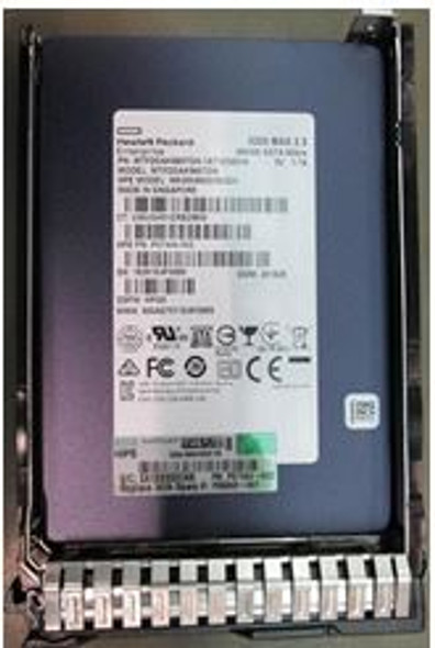 HPE P07926-B21 960GB 2.5inch Small Form Factor Digitally Signed Firmware SATA-6Gbps Smart Carrier Mixed Use Solid State Drive for ProLiant Gen9 Gen10 Server (Brand New with 3 Years Warranty)