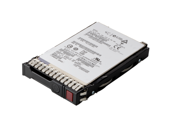 HPE P03521-001 960GB 2.5inch SFF Digitally Signed Firmware MLC SATA-6Gbps SC Read Intensive Solid State Drive for ProLaint Gen9 Gen10 Servers (New Bulk with 1 Year Warranty)