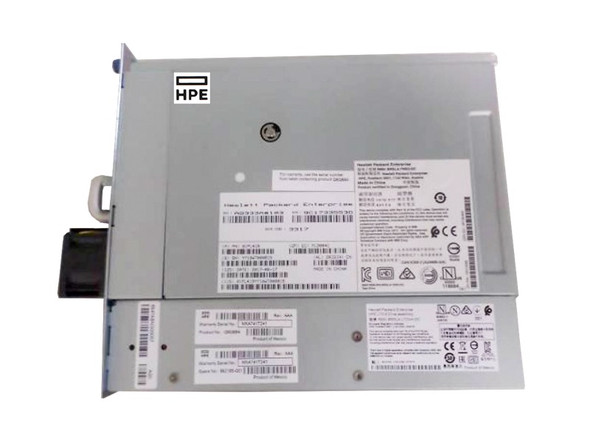 HPE 882185-001 StoreEver MSL LTO-8 Ultrium 30750 12TB/30TB 300MBps 29pin SAS Internal Tape Drive Upgrade Kit (Brand New with 1 Year Warranty)