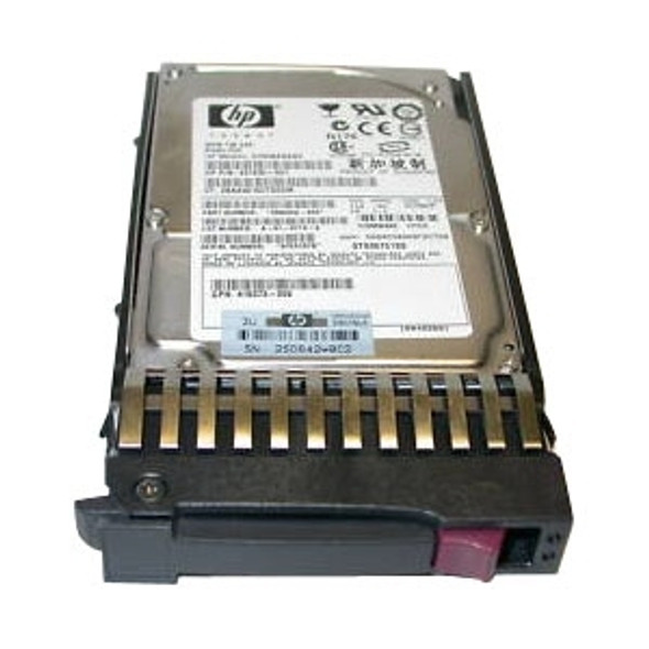 HPE EG0600JETKA 600GB 10000RPM 2.5inch SFF Dual Port SAS-12Gbps Enterprise Hard Drive for MSA 1040/2040 SAN Storage (Brand New with 3 Years Warranty)