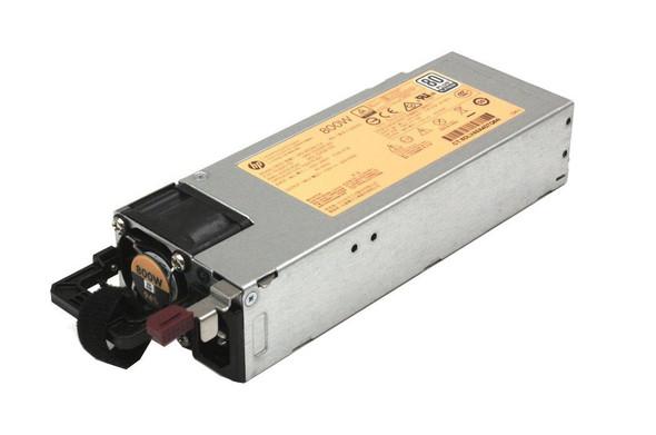 HPE 754381-001 800 Watt Flex Slot 94% High Efficiency 80 PLUS Platinum Redundant (Hot Plug) Power Supply Kit for ProLiant Gen9 Servers (New Bulk with 1 Year Warranty)