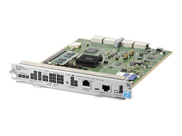HPE J9827-61001 5400R ZL2 Management Module (Brand New with 3 Years Warranty)