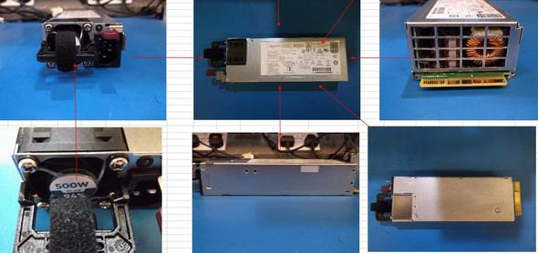 HPE 865398-001 500Watt 100V-240V AC Flex Slot Platinum Hot Plug Low HaloGenPower Supply Kit for ProLiant Gen9 Gen10 Servers (Brand New with 3 Years Warranty)
