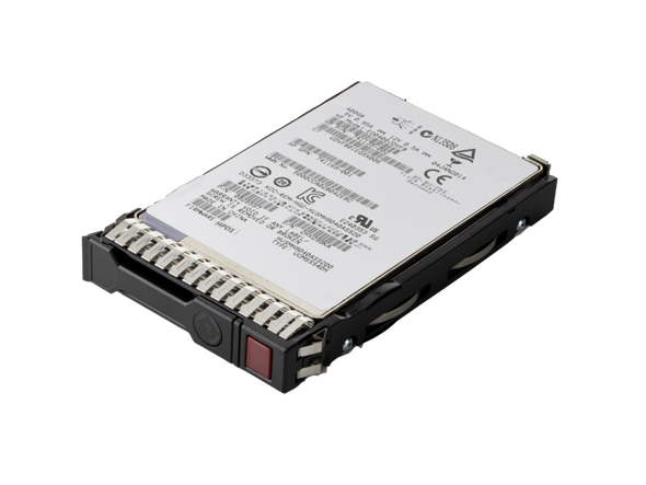 HPE P06573-001 1.92TB 2.5inch SFF Digitally Signed Firmware SATA-6Gbps Smart Carrier Read Intensive Solid State Drive for ProLiant Gen9 Gen10 Servers (New Bulk with 1 Year Warranty)