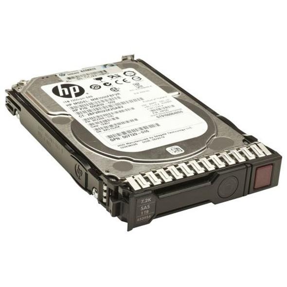 HPE 765259-B21 6TB 7200RPM 3.5inch LFF 128MB SAS-12Gbps SC Midline Hard Drive for ProLiant Gen8 Gen9 Gen10 Servers (Brand New with 3 Years Warranty)